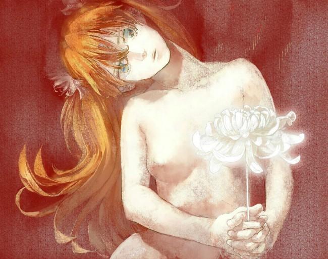【エロ同人・エロ漫画】エヴァのアスカさんメインのフルカラーエロ画像www-6