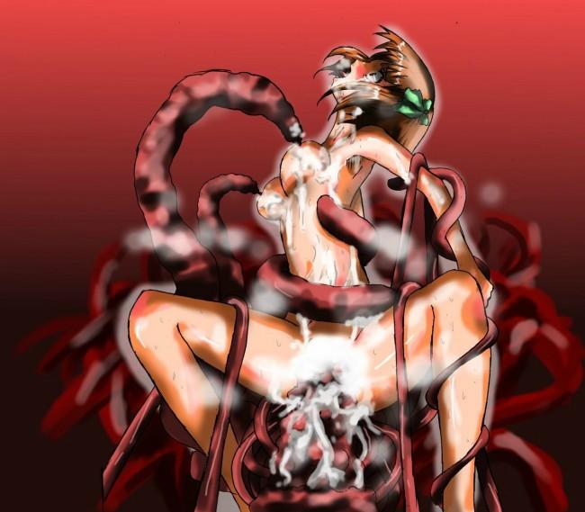 アイマスのフルカラーエロ画像キター!秋月律子、如月千早、天海春香の3人ですwwwwwwwwwwwwwwwww 65