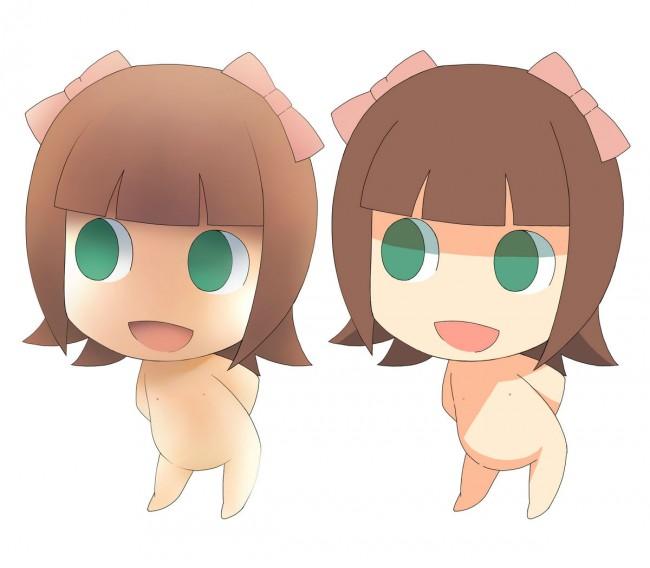 アイマスのフルカラーエロ画像キター!秋月律子、如月千早、天海春香の3人ですwwwwwwwwwwwwwwwww 89