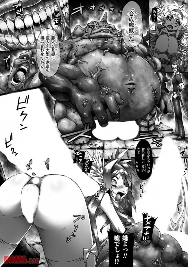ロリなエルフのお姫様が触手に陵辱されて巨大チンポで種付けされて孕まされて無残な姿になっちゃうよwwwwwwwwwwwwwww 0012