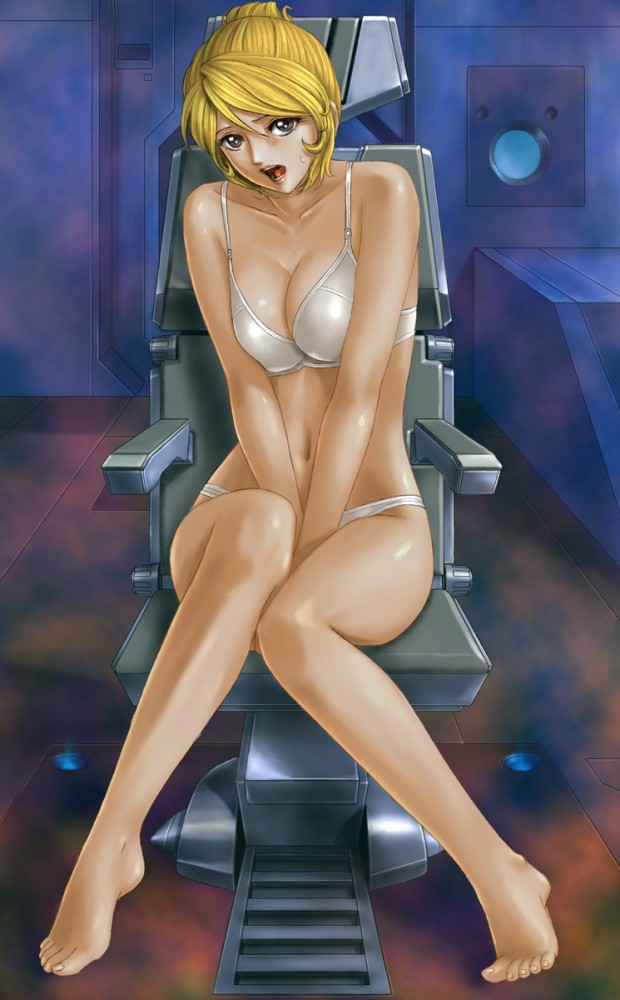 宇宙戦艦ヤマト2199のフルカラーエロ画像キター!森ユキってエロくていいよねwwwwwwwwwwwwwwwwwwwww 35
