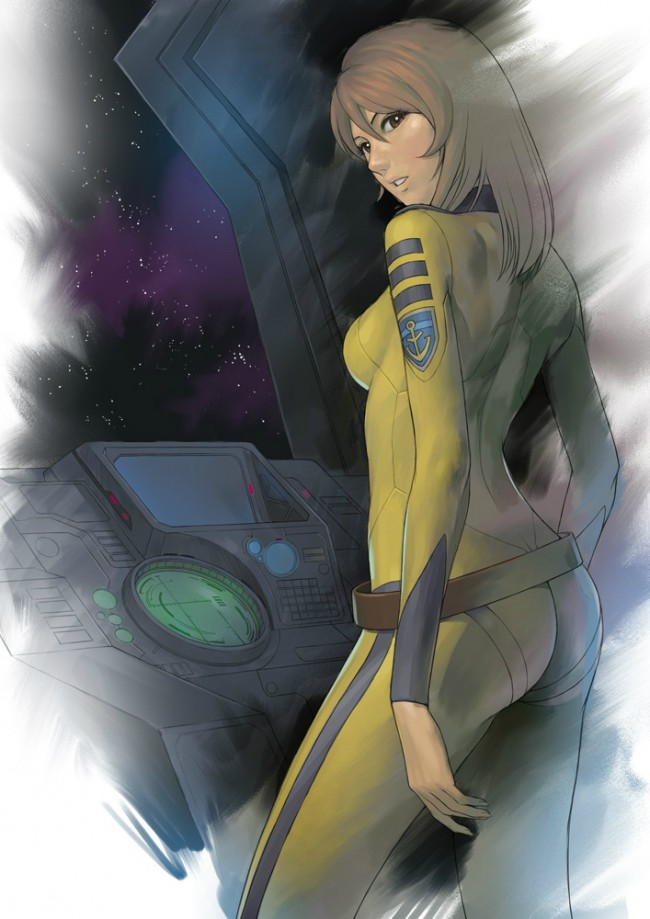 宇宙戦艦ヤマト2199のフルカラーエロ画像キター!森ユキってエロくていいよねwwwwwwwwwwwwwwwwwwwww 50