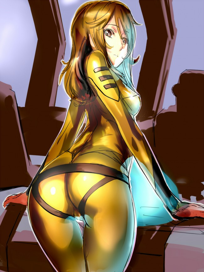 宇宙戦艦ヤマト2199のフルカラーエロ画像キター!森ユキってエロくていいよねwwwwwwwwwwwwwwwwwwwww 48