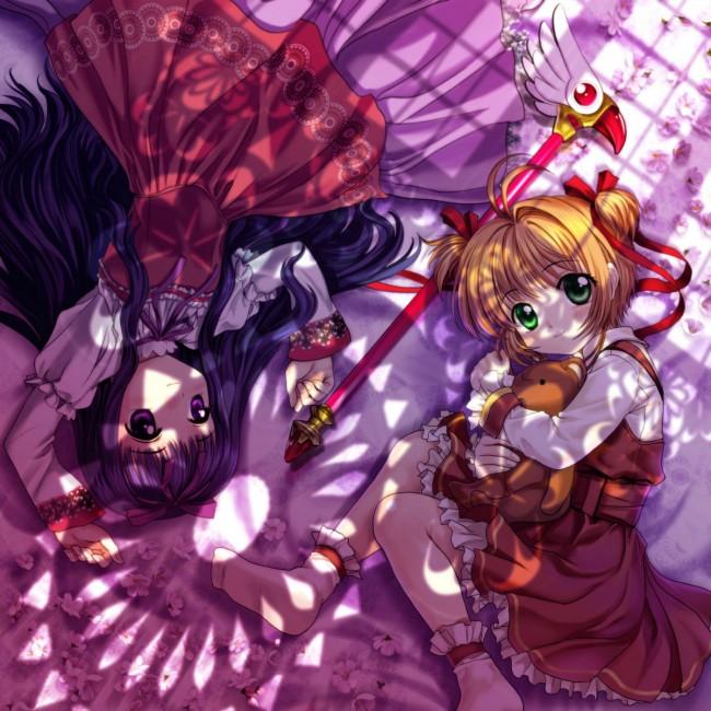 CCサクラのフルカラーエロ画像を100枚くらいwwwwwwwwwwwwwwwwwwwwww 91