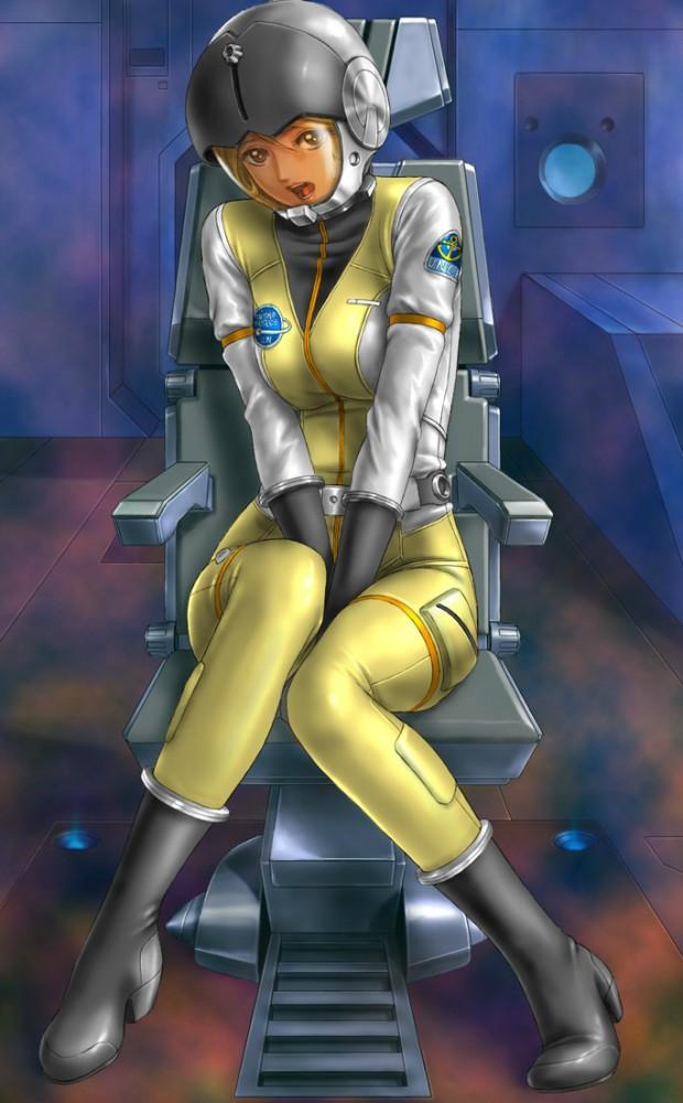 宇宙戦艦ヤマト2199のフルカラーエロ画像キター!森ユキってエロくていいよねwwwwwwwwwwwwwwwwwwwww 33