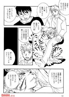 ケモナーBLキター!人間と同じくらいの大きさのネコちゃん獣人とアーwwwwwwwwwwwwwwwwwwwww