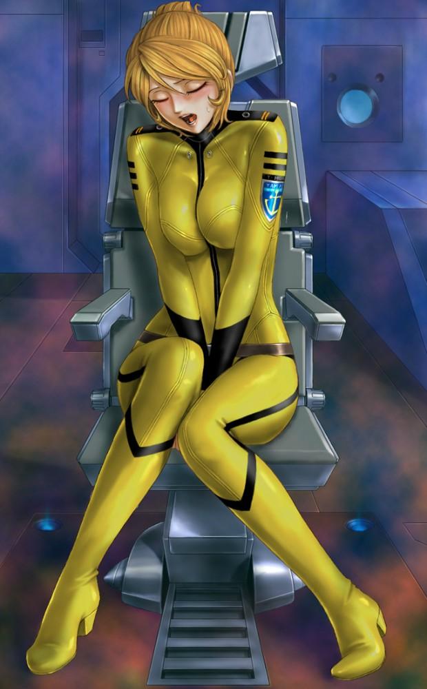 宇宙戦艦ヤマト2199のフルカラーエロ画像キター!森ユキってエロくていいよねwwwwwwwwwwwwwwwwwwwww 34