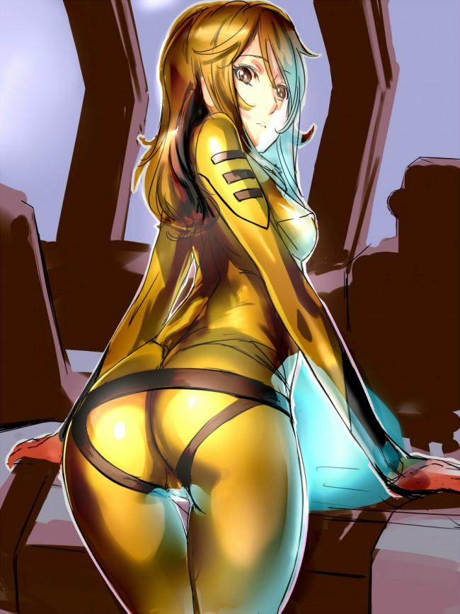 宇宙戦艦ヤマト2199のフルカラーエロ画像キター!森ユキってエロくていいよねwwwwwwwwwwwwwwwwwwwww 36