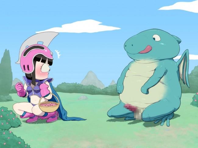 【エロ同人・エロ漫画】ドラゴンボールのフルカラーエロ画像!ブルマとかチチとかwwwwwwwwwwwwwwwwwwwww (19)