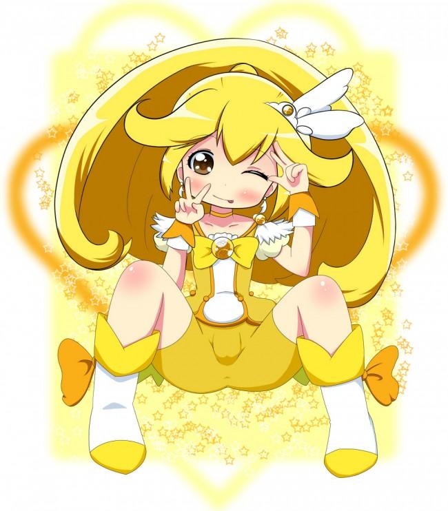 【エロ同人誌】プリキュアのフルカラーエロ画像キター!黄瀬やよいちゃんメインですよwwwwwwwwwwwwwwwwwwww (8)