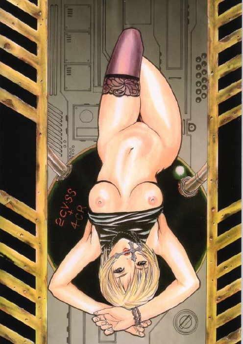【エロ同人・エロ漫画】パラサイト・イヴのフルカラーエロ画像キターwwwwwwwwwwwwwwwwwwwww (42)