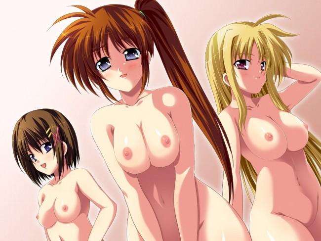 【エロ同人・エロ漫画】魔法少女リリカルなのはのフルカラーエロ画像を100枚ほどドゾwwwwwwwwwwwwwwwwwwwww (5)
