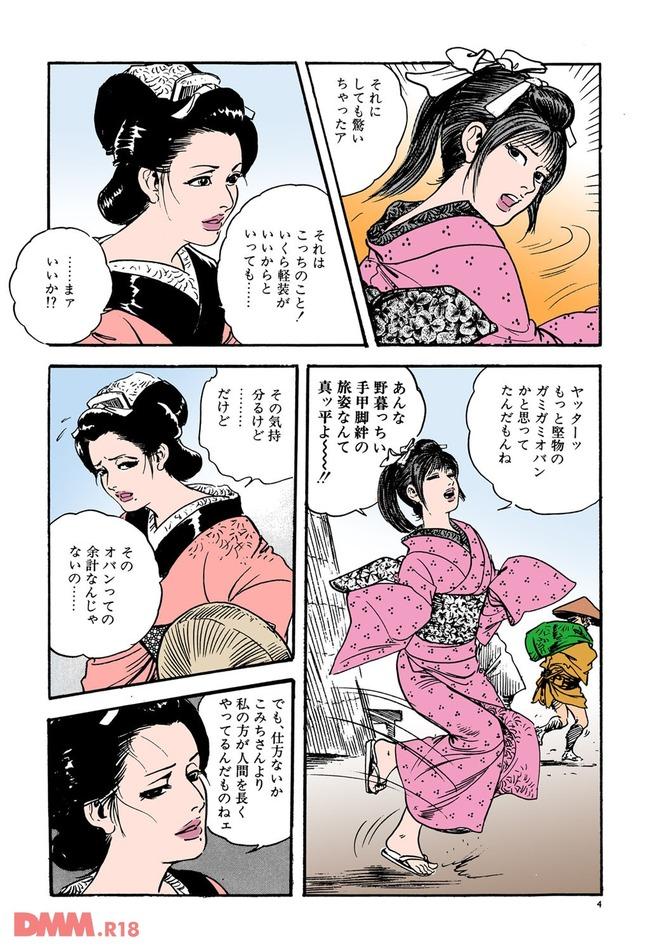 江戸時代のエッチはこんな感じらしいwwwwwwwwwwwwwwwwwwwwwwww-0006
